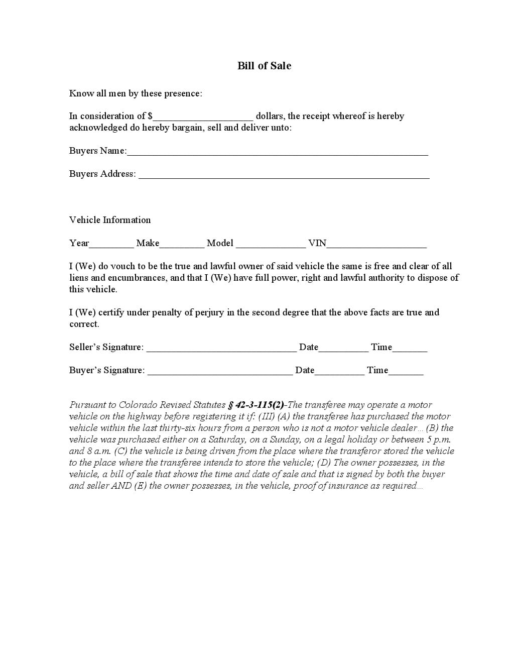 Free Business Forms Form